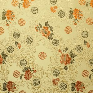 6J0Q1375, Fabric, Silk, Jacquard