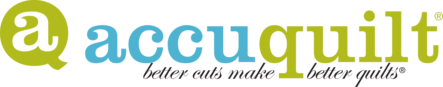 accuquilt quilting machine logo