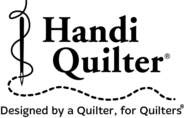handi quilter quilting machine logo